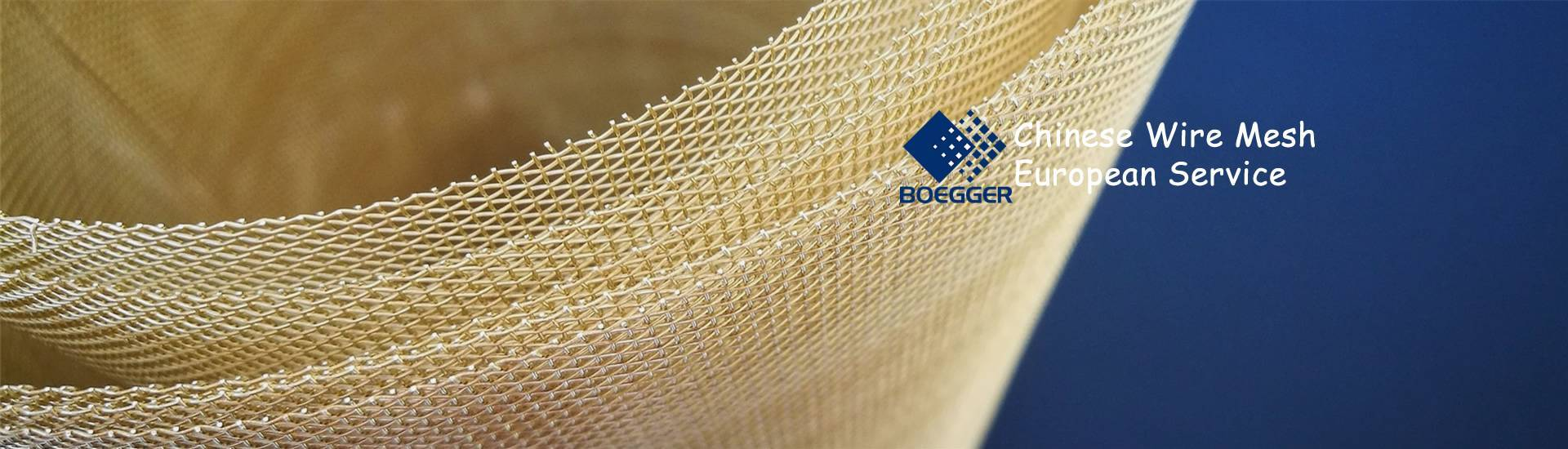 Qualified brass woven wire mesh is also available, from crimped brass mesh to fine brass mesh, meet all your requests.