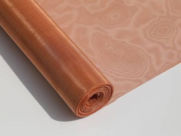 Fine Copper Mesh Used in Faraday Cage and Sieves